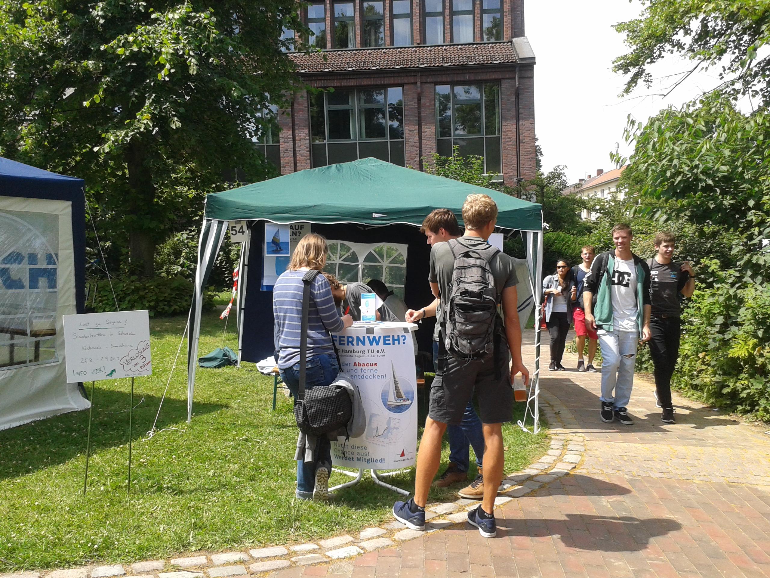 TUHH-Sommerfest 2017 (2)